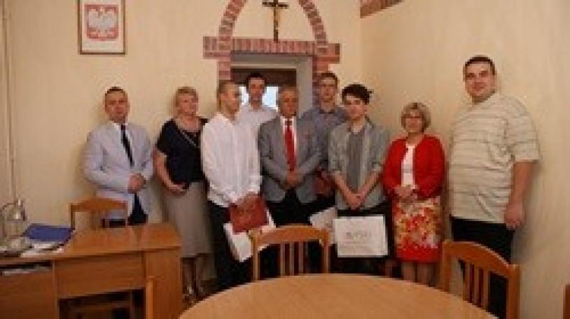 Kolejne sukcesy uczniów ZSiPO w Nysie